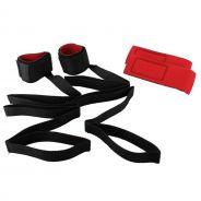 Bondage Set with Velcro Wrist Cuffs