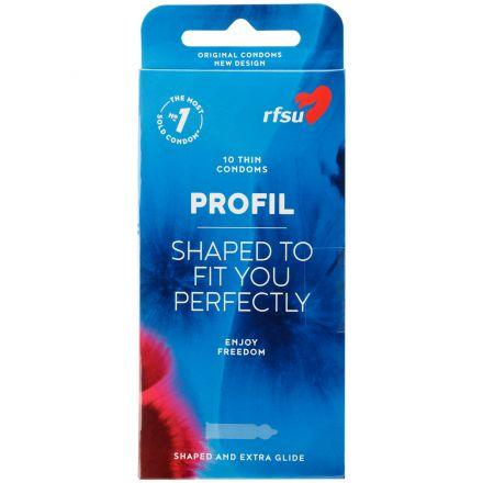 RFSU Profile Condoms 10 pcs