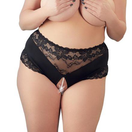 Cottelli Pearl Panties Plus Size