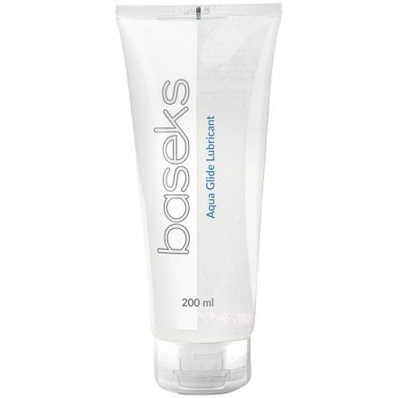 Baseks Aqua Glide Water-based Lube 200 ml