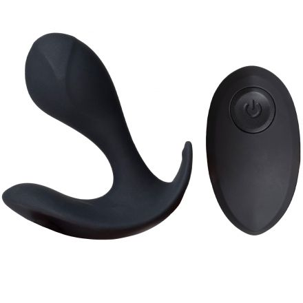 Sinful Rechargeable Remote-Controlled Vibrating Butt Plug