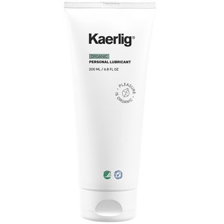 Kaerlig Organic Water-based Lube 200 ml