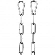 Rimba Metal Kæde med Karabinhager 200 cm Product 1