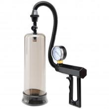 Pump Worx Pistol Grip Penis Pump with Pressure Gauge  1