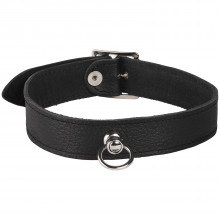 Rimba Leather Collar with O-Ring