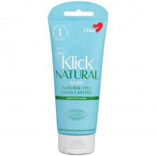 RFSU Klick Natural Glide Vandbaseret Glidecreme 100 ml Product 1