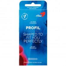 RFSU Profil Kondomer 10 stk  1