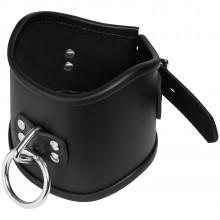 Strict Leather Locking Posture Collar Halsbånd Product 1