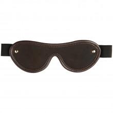 Bound Læder Blindfold Product 1
