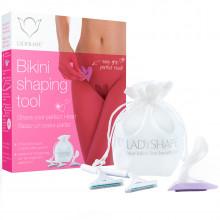 Ladyshape Bikini Shaping Tool Heart  1