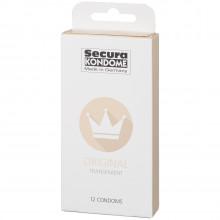 Secura Original Kondomer 12 stk Pack 90