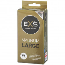 EXS Magnum Large Condoms 12 Pack