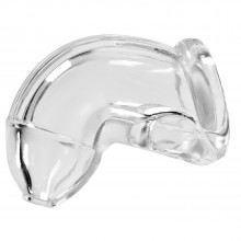 Oxballs Cock Lock Chastity Device Clear One-Size  1
