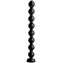 Hosed Snake Thick Anal Chain with Numbers Medium 49 cm