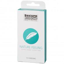 Secura Nature Feeling Kondomer 12 stk Pack 90