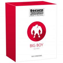 Secura Big Boy Condoms 100 pcs  1