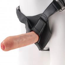 King Cock Harness med Uncut Dildo 21 cm  1