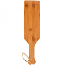 Bound to Please Bamboo Paddle  1