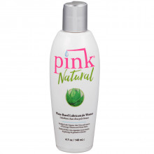 Pink Natural Water-based Lube 140 ml  1