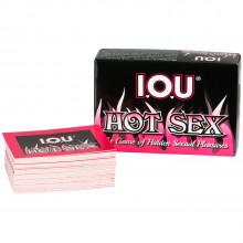 I.O.U Hot Sex Spil til Par  1