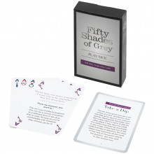 Fifty Shades Of Grey Play Nice Talk Dirty Inspiration Cards Product 1