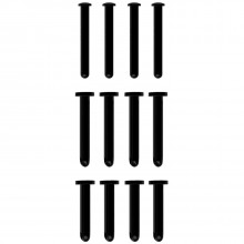 Mancage Black Spare Pin Set 12 pcs Product picture 1