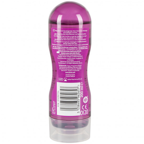 Durex Play 2-in-1 Massage Oil And Lube 200 ml