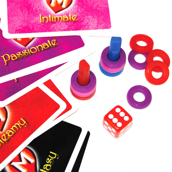 Monogamy Erotic Board Game