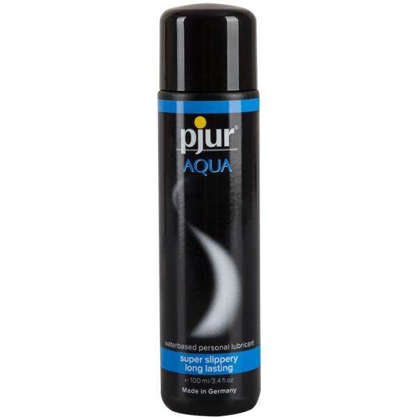 Pjur Aqua Vandbaseret Glidecreme 100 ml  1