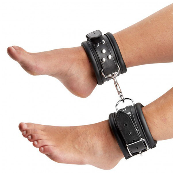 SToys Leather Ankle Cuffs