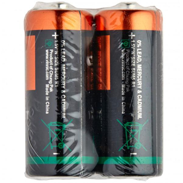 Sum5, LR1 Batteries 2 pcs
