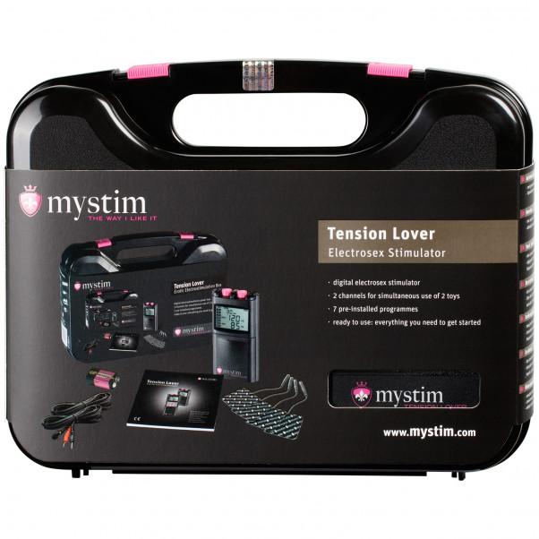 Mystim Tension Lover Digital Electro Sex Unit