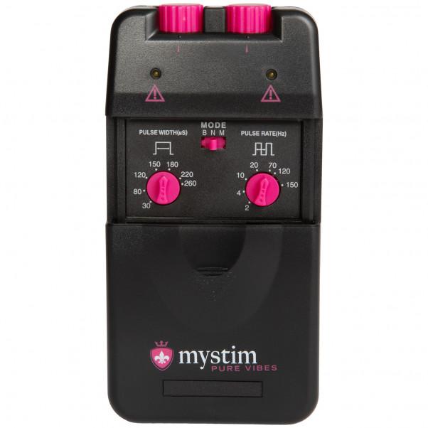 Mystim Pure Vibes Analogue Electro Sex Unit