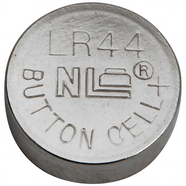Hi-Watt Alkaline Batteries AG13 - LR44 Pack of 10