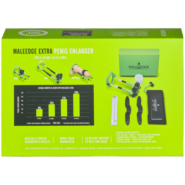 Male Edge Extra Penis Enlarger