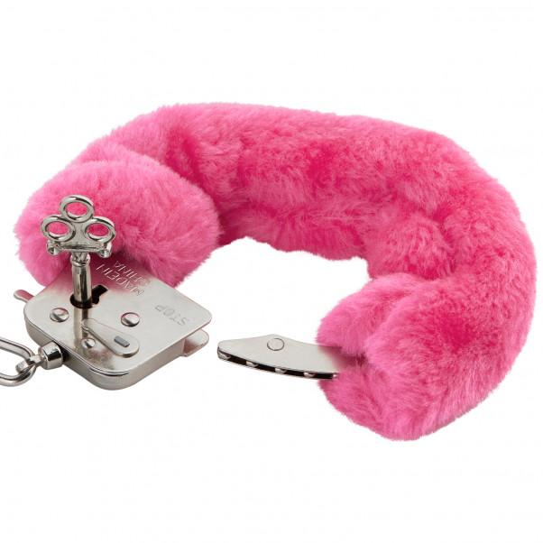 Love To Love Plush Handcuffs