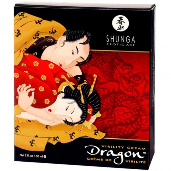 Shunga Dragon Stimulating Delay Cream 60 ml