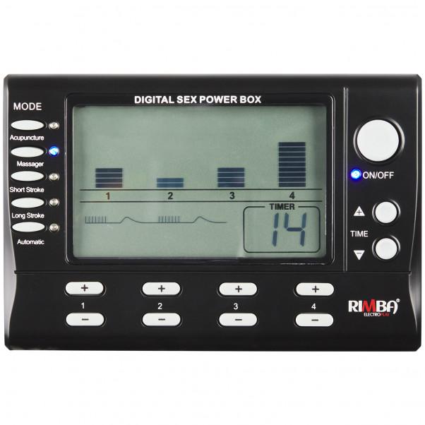 Rimba Digital 4-Channel Electrosex Box  2