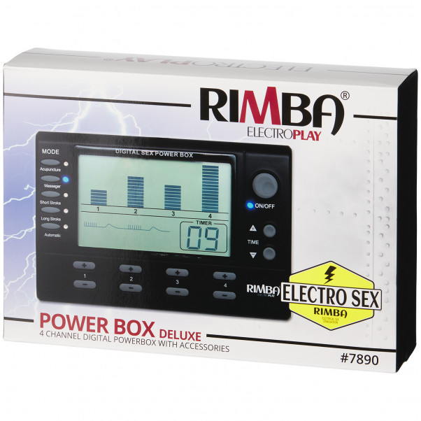 Rimba Digital 4-Channel Electrosex Box  90