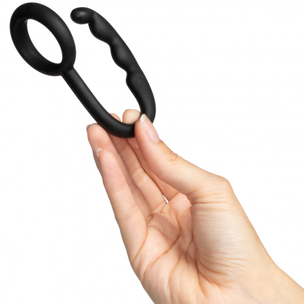 Mr Hook Cock Ring with Stimulation Hook