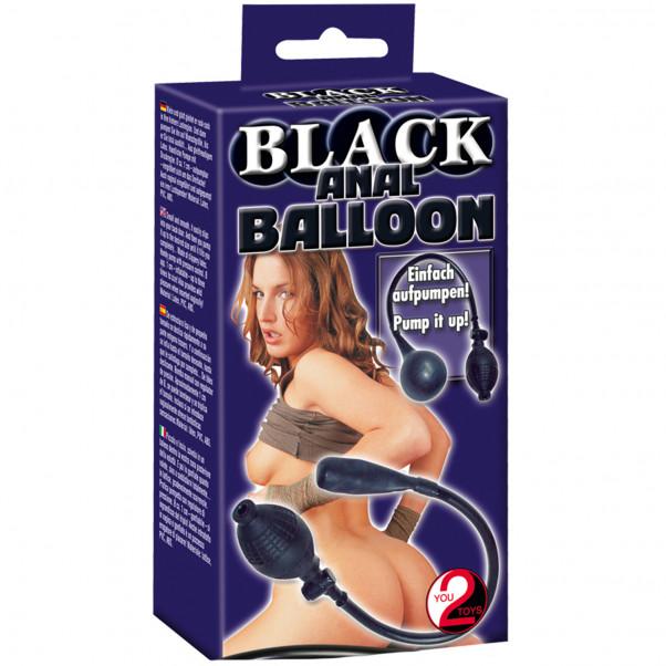 Anal Balloon Black
