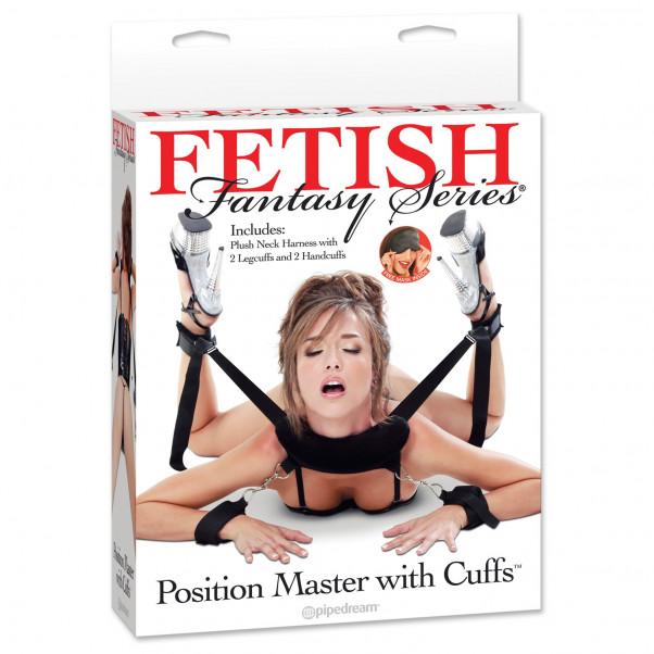 Fetish Fantasy Bondage Straps with Cuffs  5