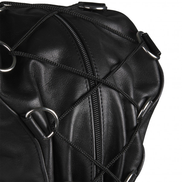 Rimba Justerbar Læder Maske Product 5