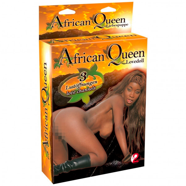 African Queen Lovedoll Lolitadukke  3