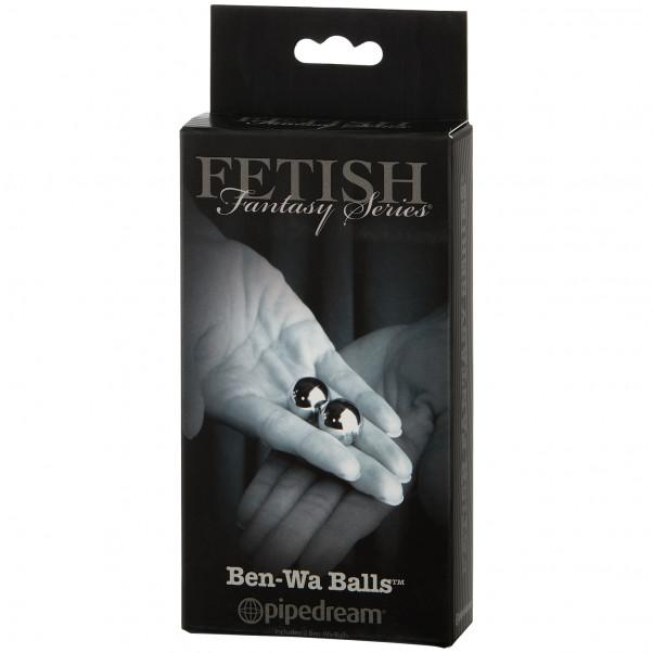 Fetish Fantasy Metal Ben-Wa Balls