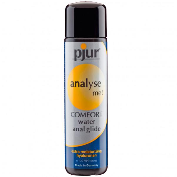 Pjur Analyse Me Vandbaseret Anal Glidecreme 100 ml - PRISVINDER  1
