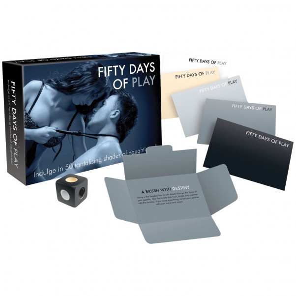 Fifty Days Of Play Erotisk Spil  2