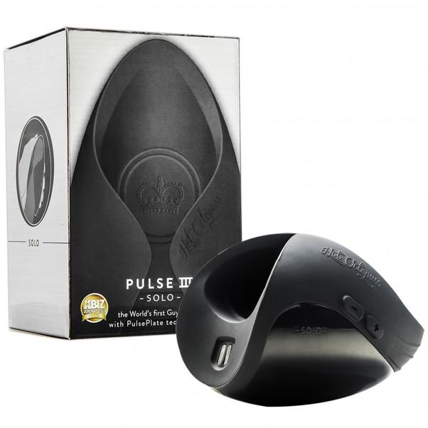 Hot Octopuss Pulse III Solo Penis Vibrator - PRISVINDER Pack 99