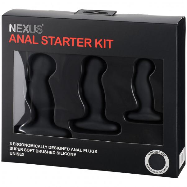 Nexus Anal Starter Kit
