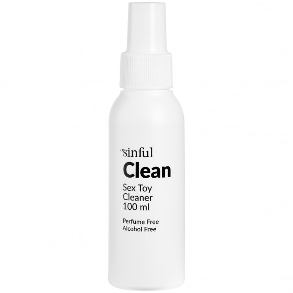 Sinful Clean Sexlegetøjs Rengøring 100 ml 2